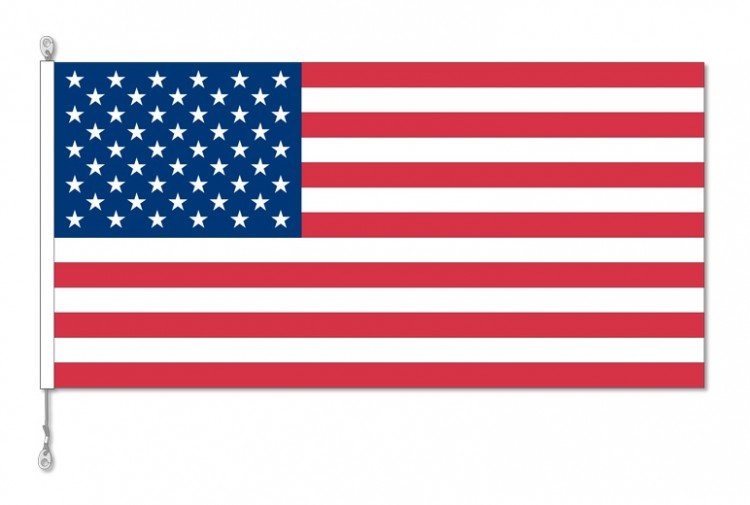 Stars and Stripes American National Country Flag