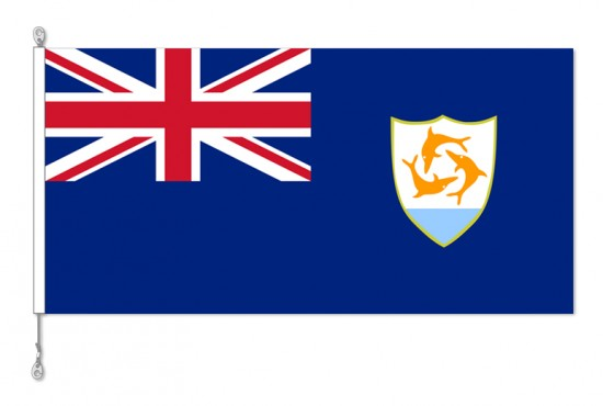 Anguilla National Country Flag