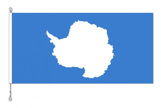 Antarctica National Country Flag