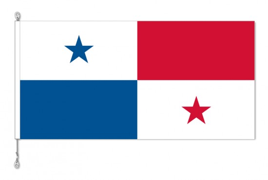 Panama National Country Flag