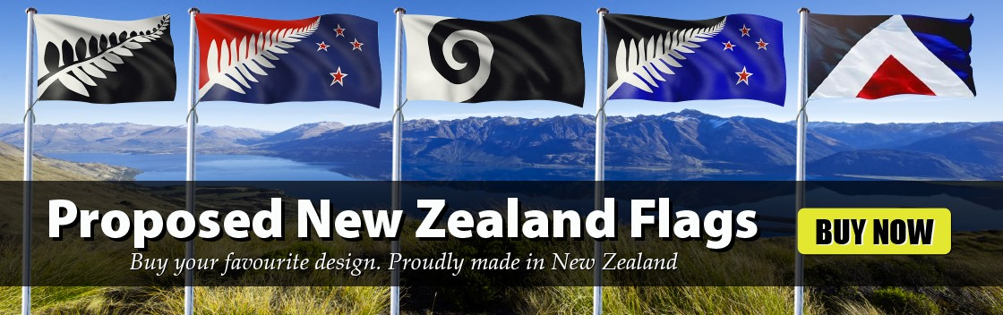 Proposed New Zealand Flags