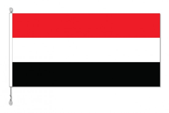 Yemen National Country Flag