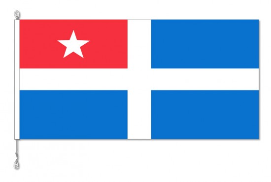 Crete National Country Flag