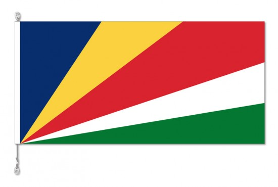 Seychelles National Country Flag