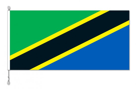 Tanzania National Country Flag