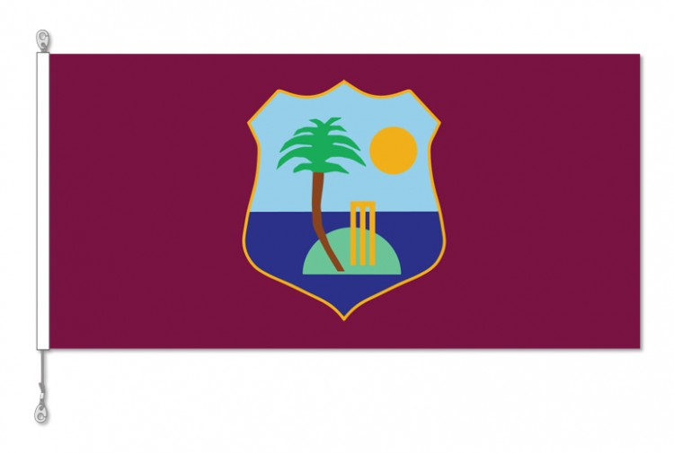 West Indies National Country Flag