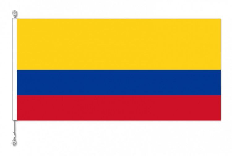 Colombia National Country Flag