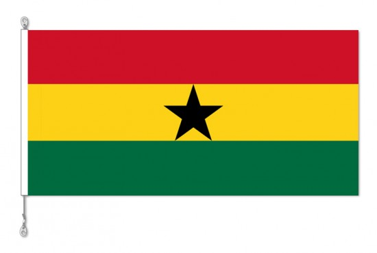 Ghana National Country Flag