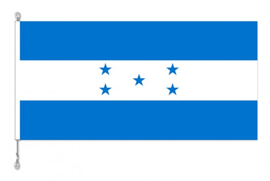 Honduras National Country Flag