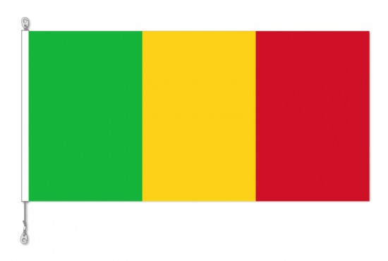 Mali National Country Flag
