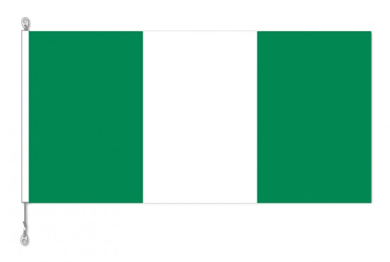 Nigeria National Country Flag