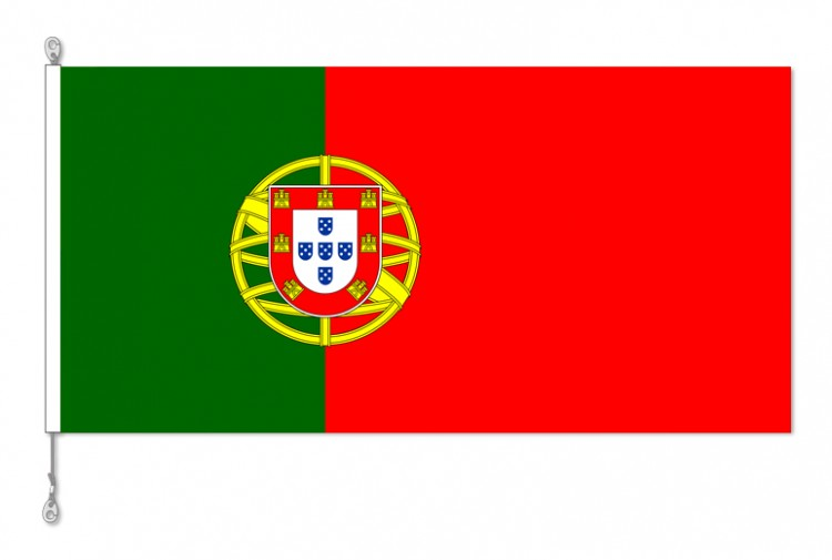 Portugal National Country Flag