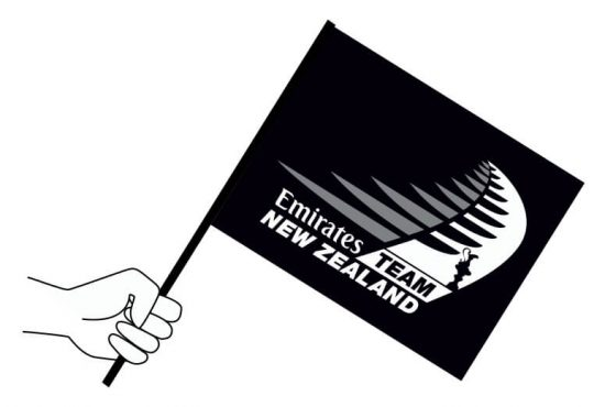 Emirate Team New Zealand Hand Waver