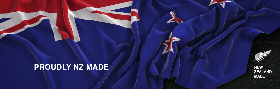 Proudly NZ Made